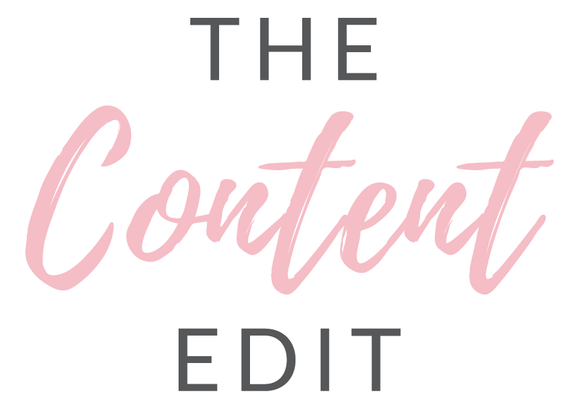 The Content Edit
