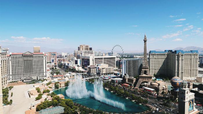 Caroline's Las Vegas Travel Diary