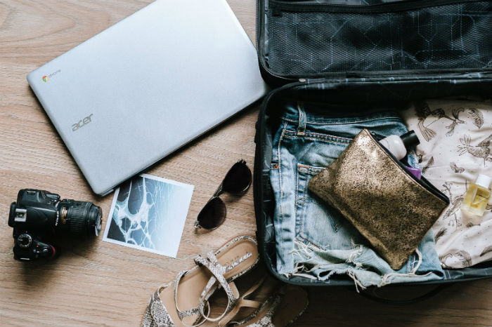 Packing Tips for Content Creators