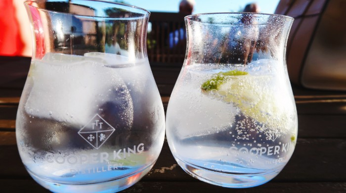 Cooper King Gin Distillery