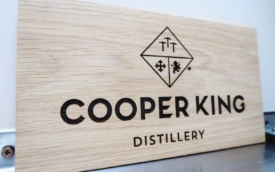 SPOTLIGHT ON: COOPER KING DISTILLERY